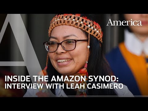 What it's like to be a young woman at the Amazon Synod | Developing Story