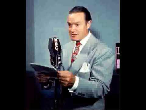 Bob Hope radio show 12/25/51 Christmas Show from Long Beach