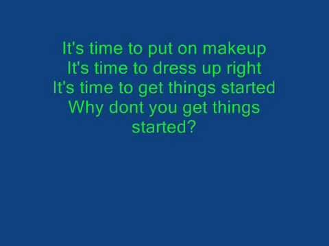 Muppet Theme song lyrics