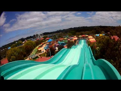Amusement Theme Park Outdoor Family Fun at Adventure Park Geelong