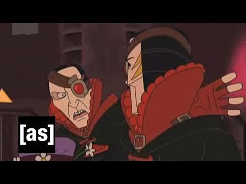 Slotted For a #2 Position | The Venture Bros. | Adult Swim
