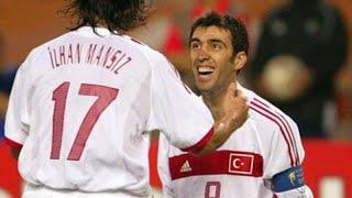 Hakan Şükür - Dünya Kupaları tarihinin en erken golü