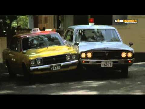 Japanese Movie Car Chase