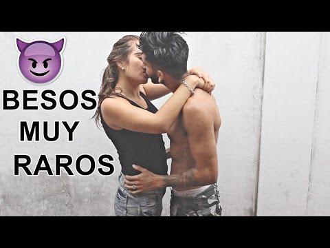 Tipos De Besos Parte 3 Besos Muy Raros Youtube