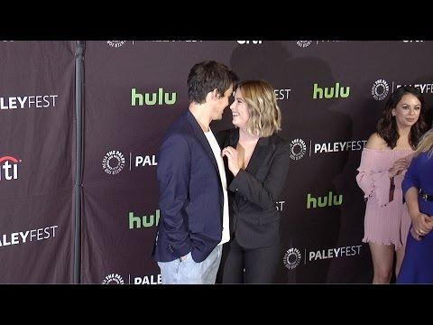 "Ashley Benson and Tyler Blackburn ""Pretty Little Liars"" PaleyFest LA 2017"