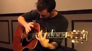 (Andy McKee) Rylynn - Cover by Kurtis Blacq