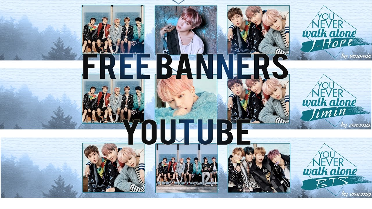 Game banner para youtube 1024x576 download hd. Aesthetic Bts Youtube Banner 2048x1152 Largest Wallpaper Portal