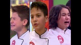 Master Chef Junior 2017. Resumen de la final
