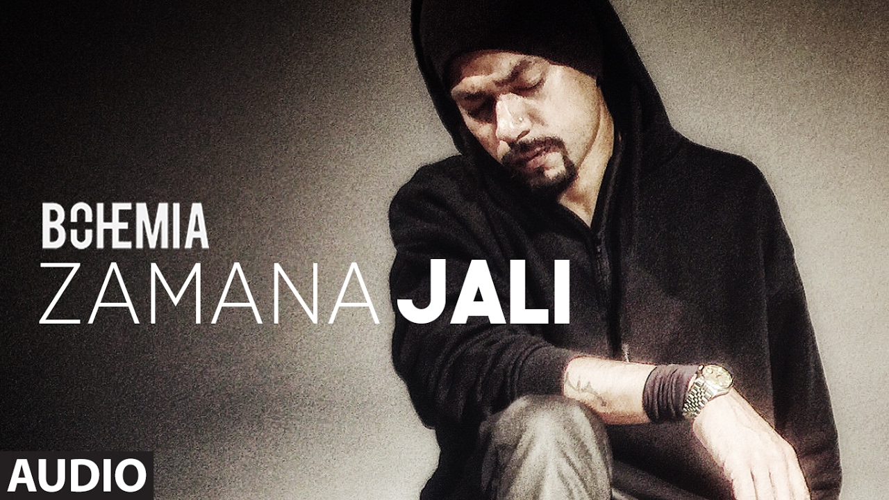 /BOHEMIA / Zamana Jali Full Audio Song  / Skull  / Bones  / T-Series