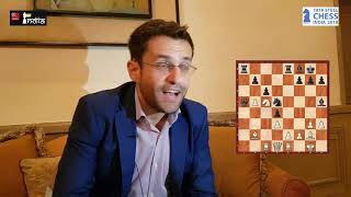 You will fall in love with Levon Aronian after watching this!