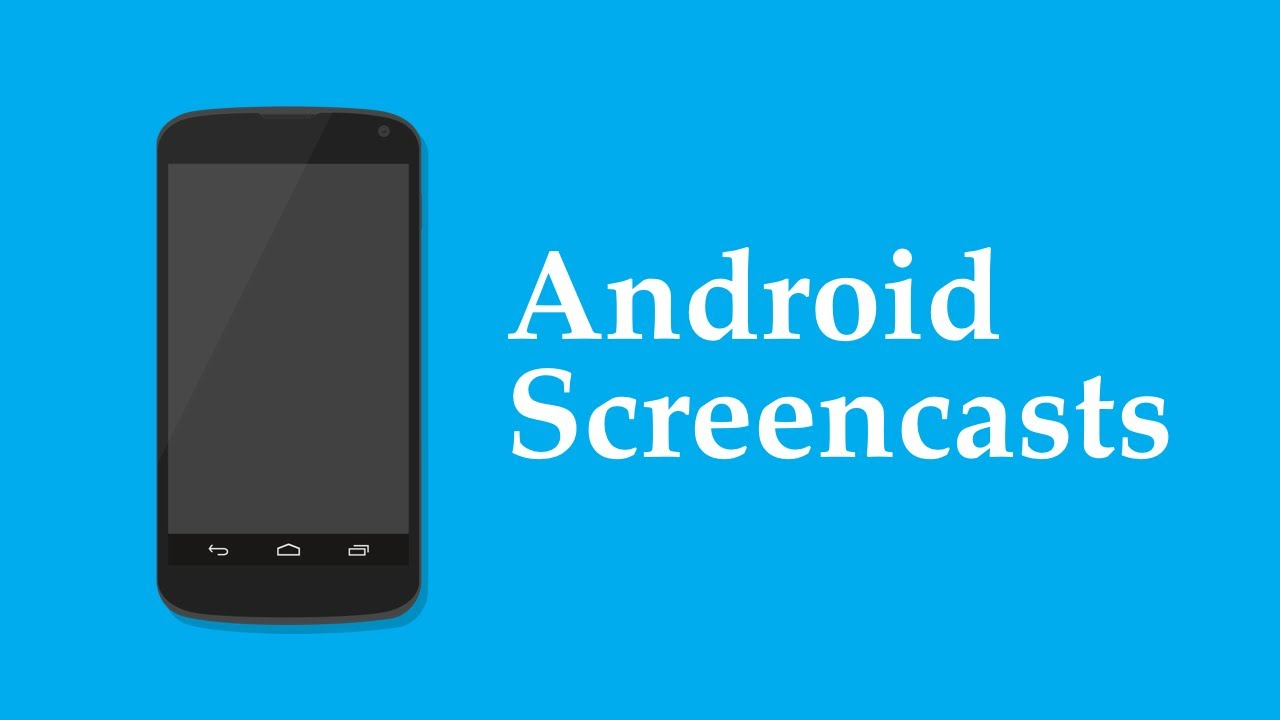 How to Record Screencast Videos on Android - Digital Inspiration
