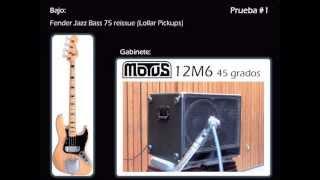 Demo Gabinete 12M6C