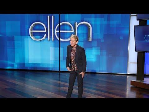 First Dancing Elves Revealed for Ellen's 12 Days of Giveaways!