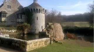 Scotney Castle  01 marca 2012