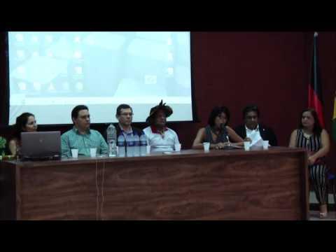 Abertura com autoridades institucionais | Escola de Altos Estudos CAPES | CCHLA | UFPB |