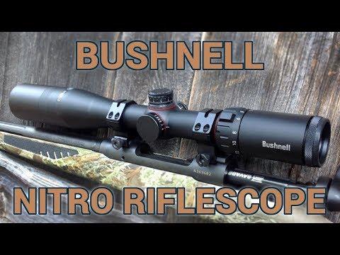 Gear Review: Bushnell Nitro Riflescope