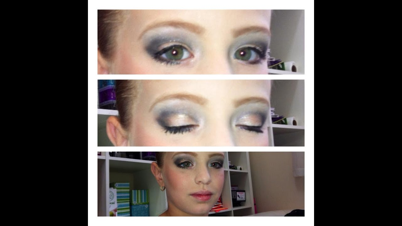 Ballroom Dance Competition Makeup Youtube