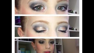 Ballroom/ Dance competition makeup
