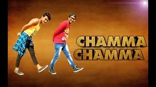 Chamma Chamma Dance Video | Dance Choreography | Elli Avrram Arshad Neha Kakkar