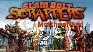 Slam Bolt Scrappers ♦Тетрис Нового Поколения♦ [ИНДИ ИГРА]