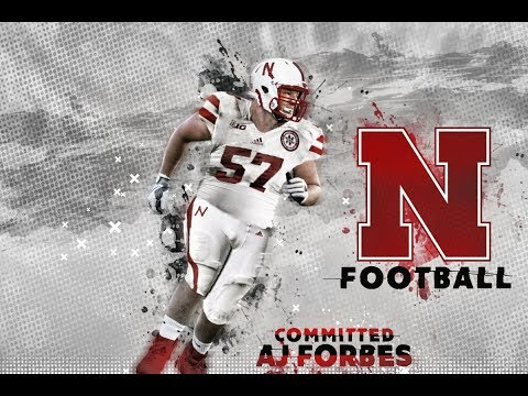 "AJ Forbes ""Area 57"" Senior Highlights 