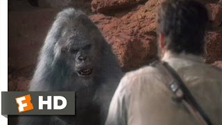Congo (8/9) Movie CLIP - Killa Gorilla (1995) HD