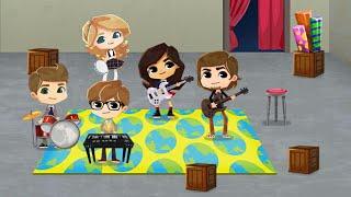 Школа рока: Вместе мы рулим (School of Rock: Together We Rock) // Геймплей