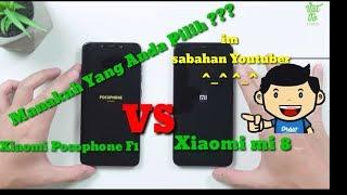Review Malaysia Xiaomi Pocophone F1 Vs Xiaomi mi 8