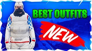"""Gta 5 Online - Easy & Simple """"RNG/TRYHARD"""" Outfits! Using Best Clothing Glitches NOT MODDED OUTFIT!"""