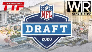 2020 NFL Draft WR Rankings with Highlights    ᴴᴰ