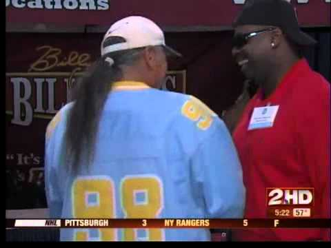 One-on-One with Marcus Dupree