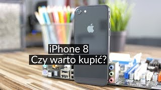 """iPhone 8: Czy warto kupić? Test """"podstawowego"""" flagowca Apple"""