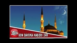 Erzurum iftar ve sahur vakti Diyanet 2018 Ramazan imsakiyesi Erzurum iftar vakti ezan saat ka�ta -
