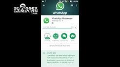 Cara Daftar WhatsApp Messenger dengan Mudah