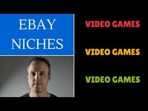 Ebay Niches : Video Games