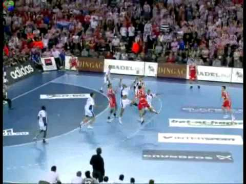 Final of the Handball WC 2009: France - Croatia (24:19) Best Goals