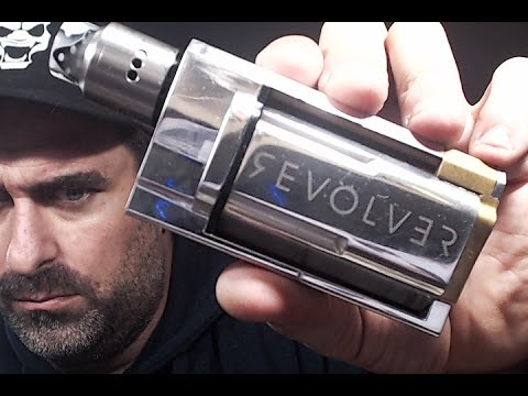 The Revolver Parallel 18650 By Gi Mods at www.2vapedx.com