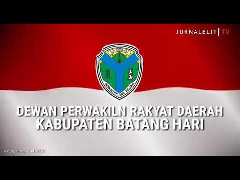 Angota Dprd Batang Hari Mengucapkan Hut Ri Ke 74 Tahun 2019 Youtube