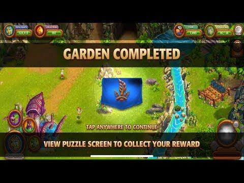 Puzzle #6: The Garden - Virtual Villagers Origins 2