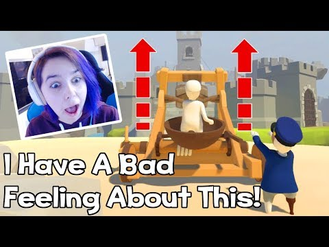 HUMAN FALL FLAT | Funny Puzzle Game with MicroGuardian