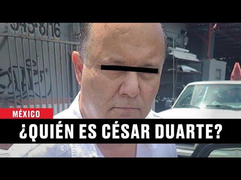 César Duarte, la