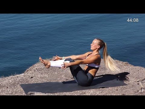 45 Min Best Yoga Poses for Abs & Core | Yoga for Flat Stomach