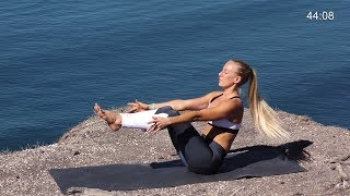45 Min Best Yoga Poses for Abs & Core // Yoga for Flat Stomach