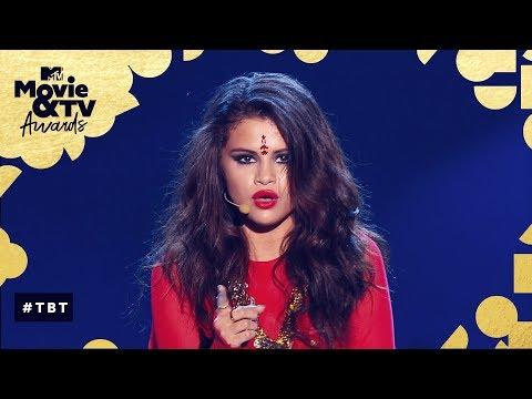 Selena Gomez Performs 'Come & Get It' | MTV Movie & TV Awards