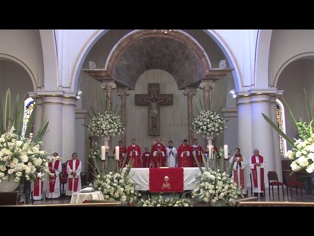 SANTA EUCARISTÍA CONFIRMACIONES ARCIPRESTAZGO SAN PABLO Arquidiócesis de Bucaramanga
