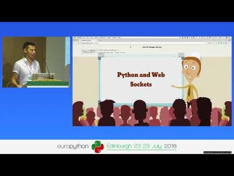 React Websockets Python