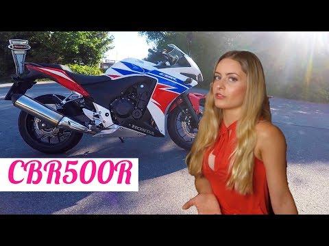 HONDA CBR500R , Probefahrt, Review und Bikeporn