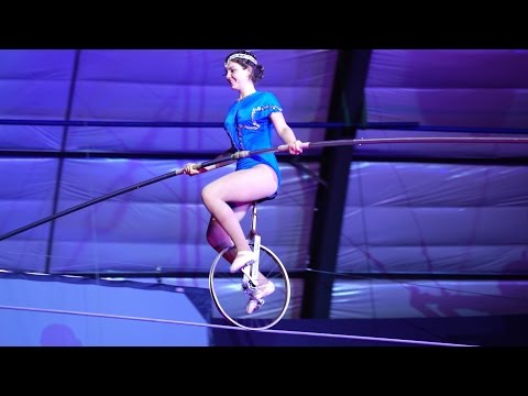 Beautiful Circus Girls 2015 in 4k UHD