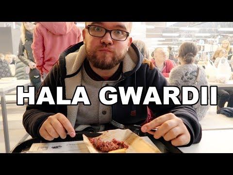 HALA GWARDII - moje pierwsze wrażenia. Gdzie WARTO zjeść? | GASTRO VLOG #62