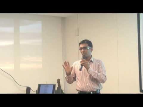 """Tips to save the Gained Energy through Meditation"" - Pyramid Master Ayyappa, Bangalore"